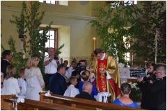I- Komunia Święta w parafii Cichy